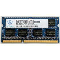 Nanya 4GB 2Rx8 PC3-12800 DDR3-1600 nonECC Unbufferd 1.5V NT4GC64B8HG0NS-DI