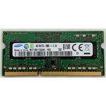 Samsung 4GB PC3L-12800S DDR3-1600 nonECC Unbuffered SODIMM M471B5173QH0-YK0