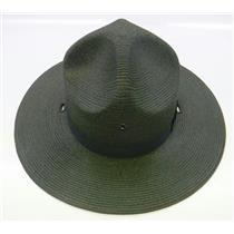 Stratton Straw Campaign Hat 40DB Green Size 7-1/8 LO