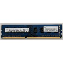 Hynix HP 8GB PC3-12800 DDR3-1600 non-ECC Unbuffered 698651-154 HMT41GU6MFR8C-PB