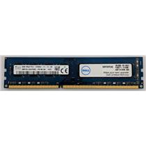 Hynix Dell 4GB PC312800 DDR31600 nonECC Unbuffered SNPVT8FPC/4G HMT351U6EFR8C-PB