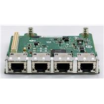 Dell Intel I350 Quad Port Gigabit Daughter Card R1XFC R620 R720 Refurbished