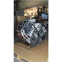 2011 Ford Crown Vic Police Interceptor 4.6 Liter V8 Gas Engine 24949 Miles USED