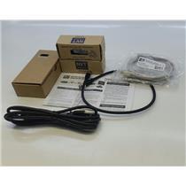 NEW NIB NVT NV-EC1701-KIT1 Single Entry Ethernet over 2 Wire Transceiver Kit