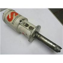 Samson 343 150 PSI 10:1/S HD Grease Pump W/ Broken PVC For 400lb Drum UNTESTED