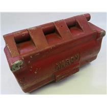 "Akron Style 772 2 1/2"" Hose Jacket Leak Repair Emergency Coupler Device"