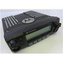 Motorola XTL 2500 M21URM9PW1AN 700/800MHz Two-Way Radio W /Control Head UNTESTED