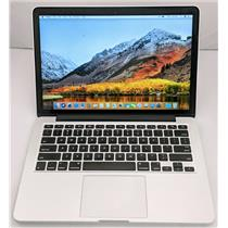 "Apple Macbook Pro MF839LL/A 13.3"" i5-5257U 2.7GHz 256GB SSD 8GB A1502 Iris 6100"