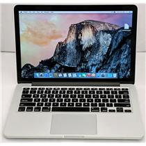 "Apple Macbook Pro MGX72LL/A 13.3"" i5-4278U 2.6GHz 128GB SSD 8GB A1502"