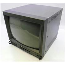 """Pelco PMC14H 14"""" Color CRT Monitor - TESTED & WORKING"""