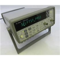 Agilent 53131A 225 MHz Universal Frequency Counter/Timer - SEE DESCRIPTION