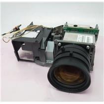 Mitsubishi XD460U Lens/Lamp Housing/Color Wheel/DMD Chip  934C195-01