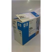 Genuine OEM HP 39A Q1339A Laserjet 4300 Toner Cartridge Open Box