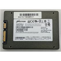 """Micron EMC 118032953 100GB 2.5"""" SSD SATA III 6Gbps MTFDDAK100MAN-1S1AA"""