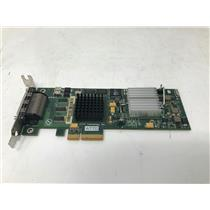 HP DUAL CHANNEL PCI EXPRESS X4 ULTRA320E LVD SCSI HOST BUS ADAPTER 445009-002