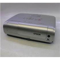 Epson PowerLite S4 EMP-S4 Tri-LCD Projector 800x600 SVGA 151 Total Lamp Hours