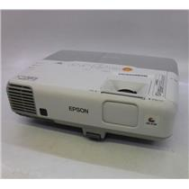 Epson PowerLite 1835 H389A Tri-LCD Projector 1510 Lamp Hours