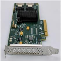 LSI RAID 9201-8i 6Gb/s RAID Controller Refurbished Low Profile Bracket