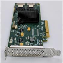 LSI RAID 9201-8i 6Gb/s RAID Controller Refurbished Low Profile Bracket