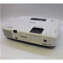 Epson PowerLite 1925W H314A HDMI 3LCD 16:10 Projector 1227 Lamp Hours Used