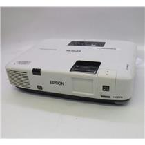 Epson PowerLite 1925W H314A HDMI 3LCD 16:10 Projector 1719 Lamp Hours Used