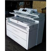 Ricoh Aficio Model 480W Scanner Printer Copier
