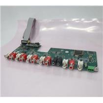 Kramer VP-729A PCB Terminal Board REV-3 for a Kramer VP-728 Switcher