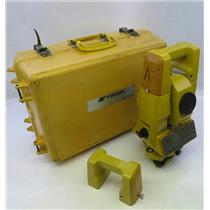 Topcon GTS-4 Total Station Surveying Equipment W/ Case NO POWER / FOR PARTS