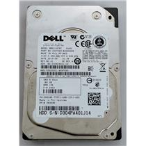 "Dell W328K Toshiba MBE2147RC 146GB 15K 2.5"" SAS Hard Drive 6GB/s"