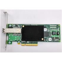 Emulex LightPulse LPE12000 8GB Single Port Fibre Channel HBA PCI-e w/ 8GB SFP