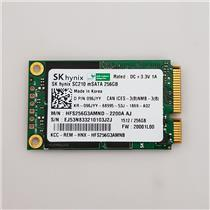 Dell SK Hynix SC210 256GB SSD Solid State mSATA Drive HFS256G3AMND-2200A 96JYY