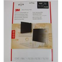 NEW Genuine OEM 3M Black Privacy Filter PF14.0W9