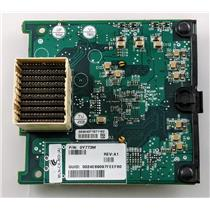 Dell M600 M605 Mellanox ConnectX Dual-Port InfiniBand Mezzanine I/O Card Y773M
