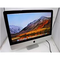 Apple iMac 21.5″ Core i5 2.7GHz Nvidia GT 640M 8GB 1TB Wifi A1418 High Sierra