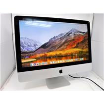 Apple iMac 21.5″ Core i5 2.7GHz Nvidia GT 640M 8GB 1TB, Wifi A1418 High Sierra