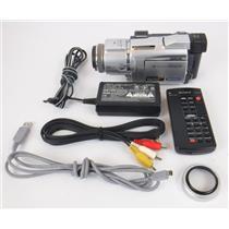 Sony DCR-TRV70 Carl Zeiss Vario-Sonnar Digital Video Mini-DV Network Handycam