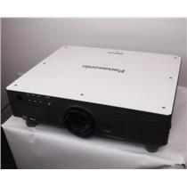 Panasonic PT-D5700U DLP Projector with 9681 Projector Hours - See Description