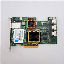 Adaptec ASR-51245 16-port 12 internal 4 external PCIe SAS SATA RAID With battery