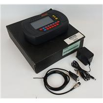 Commtest MMS3000-T6V4 Temperature & Voltage Data Logger TESTED & WORKING