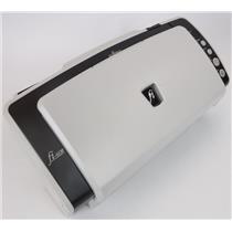 Fujitsu fi-6130 Duplex Document Scanner PgCnt 4050 NO AC ADAPTER TESTED