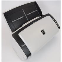 Fujitsu fi-6130 Duplex Document Scanner PgCnt 200 NO AC ADAPTER TESTED