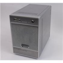 Netgear ReadyNAS NV+ RND4450-100NAS 4 Bay Hard Disk Drive Array - No HDD