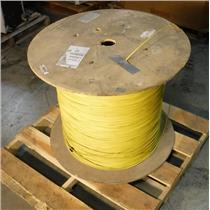 Corning Optical Cable Spool Marked 6 MM50 TB2 OFNP FT6 c(ETL)US