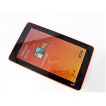 "Amazon Kindle Fire 5th Generation SV98LN 7"" Wifi Tablet 8 GB SSD TANGERINE"