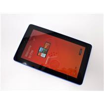 "Amazon Kindle Fire 5th Generation SV98LN 7"" Wifi Tablet 8 GB SSD BLUE"