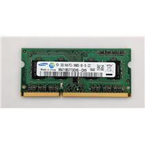 Samsung M471B5773CHS-CH9 2GB PC3-10600 DDR3-1333MHz SoDimm nonECC