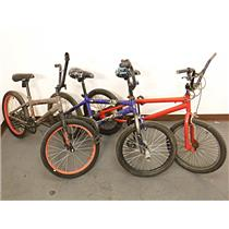 Lot of 3 Bicycles Huffy Kent LOCAL PICKUP - FOR PARTS