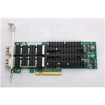 Intel EXPX9502AFXSR High Profile 10Gbps XFP+ Dual Port Ethernet Adapter PCIe x 8