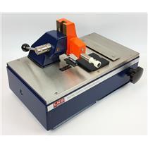 LKB Bromma 2078 Histo Knifemaker Glass Knife Maker P/N: 90 70 0074 - UNTESTED
