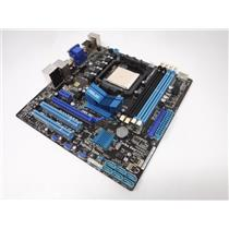 Asus HYBRID CFX Socket AM3 Motherboard M4A78LT-M Rev 1.02G